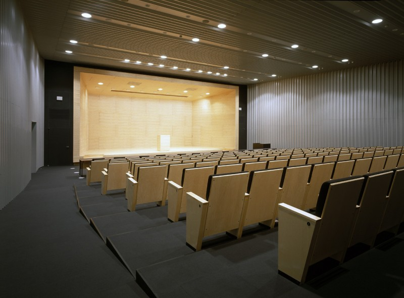 noyori conference hall2